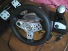 """Игровой руль с педалями """"Dialog GW-14VR"""""""