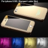 Стекло защитное iPhone 4/4s/5/5s/6/6s