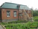 Заборы, фундаменты, крыши, срубы.