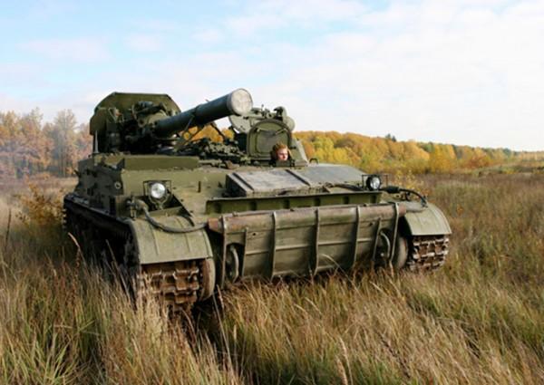 На Лужском полигоне проходит лагерный артиллерийский сбор