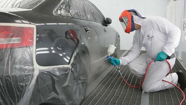 Самая часто повреждаемая часть автомобиля и ее ремонт