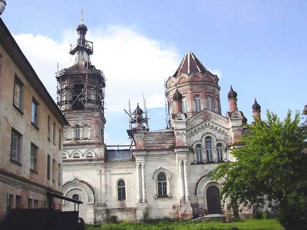 Воскресенский собор г. Луга